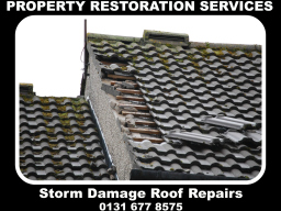 Roofing Services, Property Restoration Services