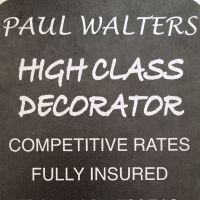 Paul Walters High Class Decorator