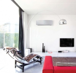 Lounge Cooling Daikin Emura High Level Wall Mounted Air Conditioning System