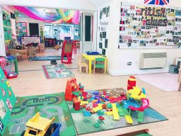 Outstanding Nursery in Upton Park