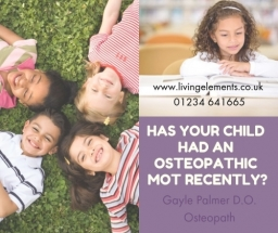 Has Your Child Had An Osteopathic MOT Recently?