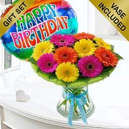 Birthday Germini Balloon