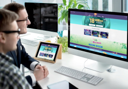 Lottery website for My Lotto