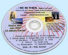 Demo disc available