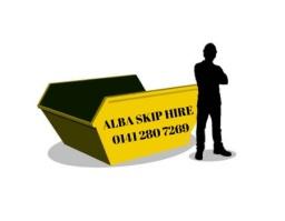 ALBA SKIP HIRE - 0141 280 7269
