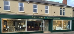 Calverts external refurbishment