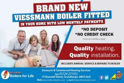 Boilers for Life #ViessmannBoilers