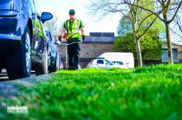 Commercial grounds maintenance in London