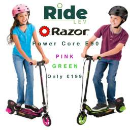 Child Razor e90 Electric scooter