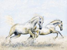 Arabian Knights fine art oil painting