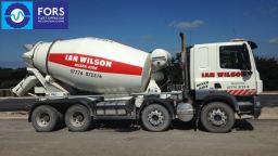 Concrete Mixer Lorry Hire