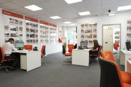 Goodchilds Estate Agents & Lettings office
