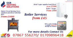 GGB Heating Solutions Advert