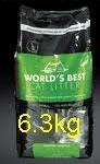 Worlds Best Cat Litter Clumping Formula 6.3Kg