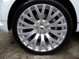 ALLOY WHEEL CLEANING -After