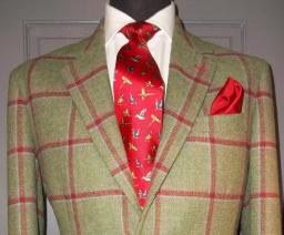 Tweed Bespoke Jacket