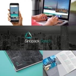Sinopack - Design / Web / Print