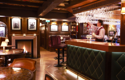 Copper Horse bar area