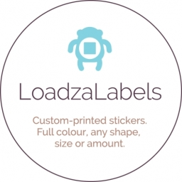 Loadzalabels can print on to satin vinyl for you