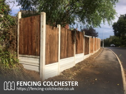 Fencing contractors based in Colchester, Essex.