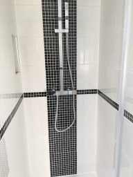 Luxury shower in Bristol