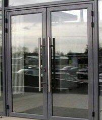 Aluminium Door Repair