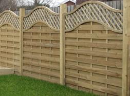 Garden Fence Gloucester