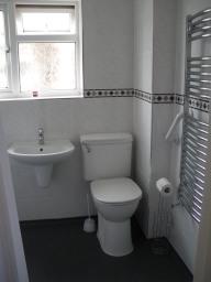 Wet Room After