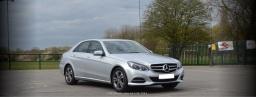 Hire a Mercedes E Class Chauffeur Driven Car - GS