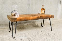 Reclaimed Timber Coffee Table   KODA STUDIOS