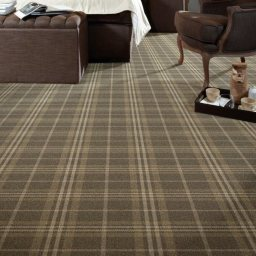 TARTANESQUE GLEN LOY CARPET ROOMSHOT MOSELEY INTER