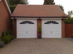 Cardale ABS plastic President Garage Door