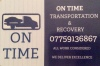 ON TIME TRANSPORTATION & RECOVERY