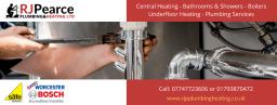RJ Pearce Plumbing & Heating of Swindon