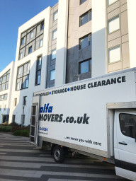 Removals in Herne Bay, Canterbury & surrounds