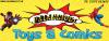 Palahniuks Toys and Comics