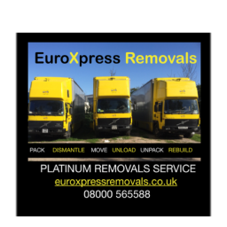 our services euroxpress business removals