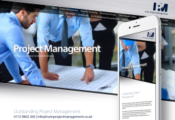 Irwin Project Management Website