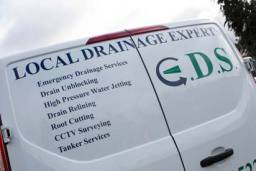 Express Drainage Solutions van