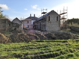 Renovation Country House Rathmullan Donegal