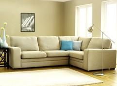 Abbey Fabric Corner Sofa
