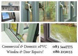 commercial window door repairs