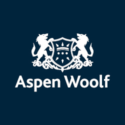 Aspen Woolf Dark Logo