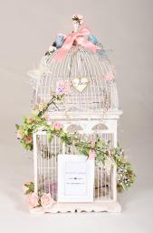 Bird Cage Post Box