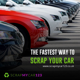 The fastest way to scrap your car