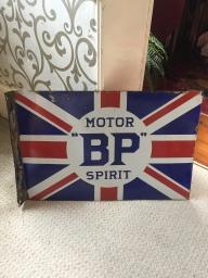 BP vintage sign
