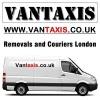 Vantaxis London, Taxi Van and Man Hire London