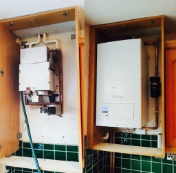 vaillant boiler installed in durham