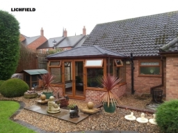 Tiled Roofs For Conservatories