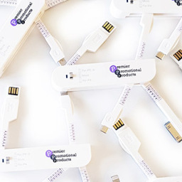 Premier Promotional Charger Cable Adaptors
